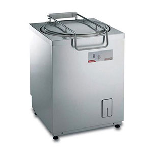 Combowasher and spin dryer